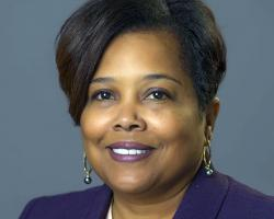 Minneapolis College President Sharon Pierce