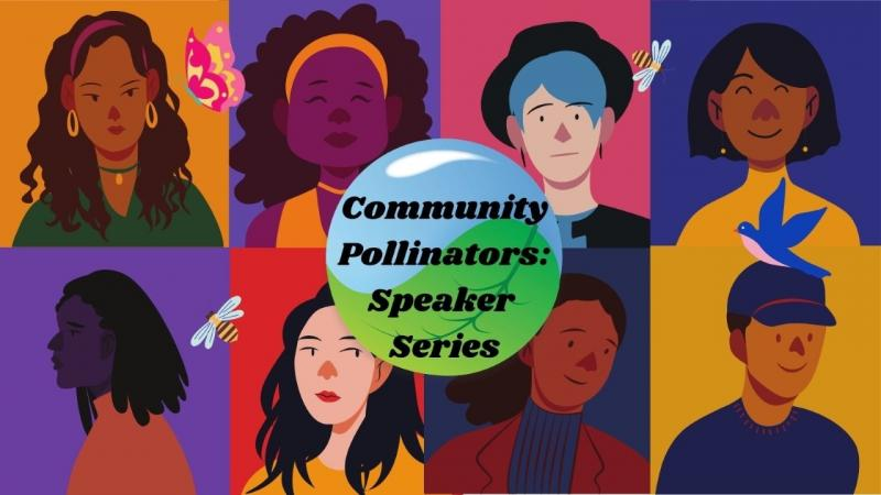 community pollinators graphic
