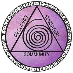 Collegiate Recovery Program Logo